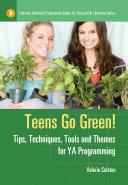 Teens Go Green