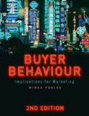 Cover of Buyer Behaviour book