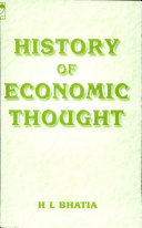 History Of Economic Thought 4e
