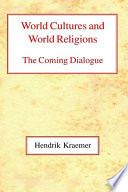 World Cultures and World Religions Book