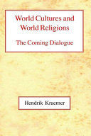 World Cultures and World Religions