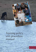 Training Policy and Procedures Manual 2009