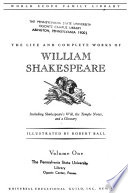 The Life and Complete Works of William Shakespeare