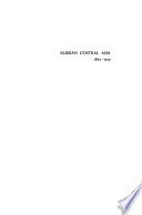 Russian Central Asia, 1867-1917