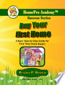 Buy Your First Home  Paperback