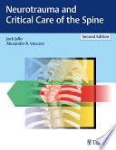 Neurotrauma And Critical Care Of The Spine Book PDF