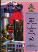 Report of the 1990 Census of Population and Housing
