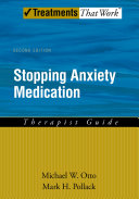 Stopping Anxiety Medication