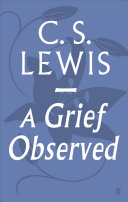 Cover of A Grief Observed