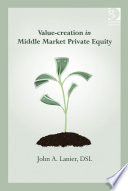 Value Creation in Middle Market Private Equity Book