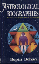 Astrological Biographies