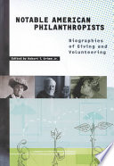 Notable American Philanthropists
