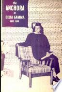 The Anchora Of Delta Gamma May 1949