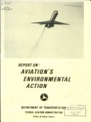 Aviation s Environmental Action Report