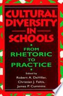 Cultural Diversity in Schools Book