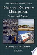 Crisis and Emergency Management Book