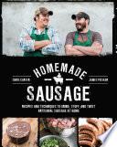 Homemade Sausage PDF