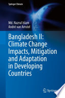 Bangladesh II  Climate Change Impacts  Mitigation and Adaptation in Developing Countries Book