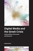 Digital Media and the Greek Crisis [Pdf/ePub] eBook