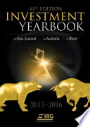 """INVESTMENT YEARBOOK 2015–2016: 41st Edition"" by Investment Research Group (IRG) Limited, IRG"