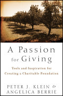 A Passion for Giving
