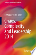 Chaos, Complexity and Leadership 2014 Pdf/ePub eBook