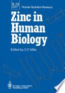 Zinc in Human Biology