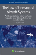 Pdf The Law of Unmanned Aircraft Systems Telecharger