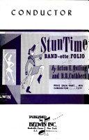 StunTime Band-ette Folio