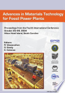 Advances in Materials Technology for Fossil Power Plants