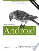 Programming Android Book PDF