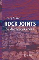 Rock Joints [Pdf/ePub] eBook