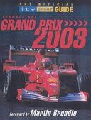 Formula One Grand Prix 2003