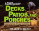 The Family Handyman Decks  Patios  and Porches