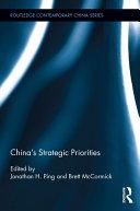 China   s Strategic Priorities