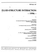 Fluid structure Interaction  1996