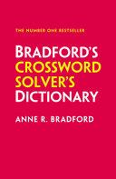 Bradford s Crossword Solver s Dictionary