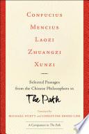 Confucius  Mencius  Laozi  Zhuangzi  Xunzi