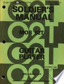 Guitar player Book