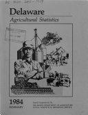 Delaware Agricultural Statistics