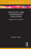 Sociology and Management Education