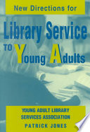 New Directions For Library Service To Young Adults Book