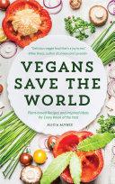 Vegans Save the World