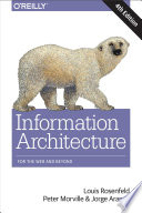 Information Architecture Book