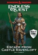 Dungeons   Dragons  Escape from Castle Ravenloft