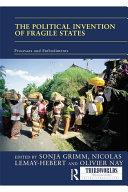 The Political Invention of Fragile States Pdf/ePub eBook