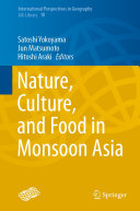 Nature, Culture, and Food in Monsoon Asia Pdf/ePub eBook