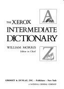 The Xerox Intermediate Dictionary Book PDF