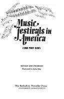 Music Festivals in America