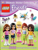Lego Friends Ultimate Sticker Collection